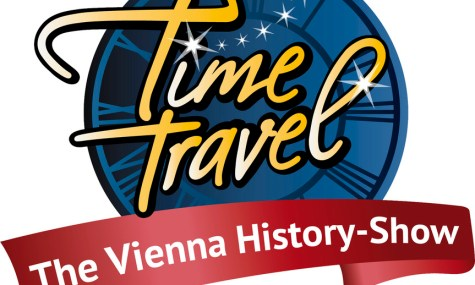 Time Travel - Das originale Logo der Attraktion