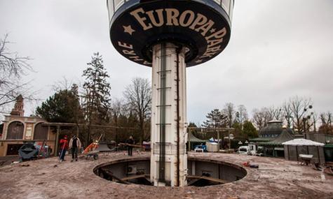 Hier entsteht die neue Station des Euro-Tower