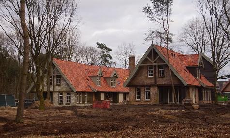 In diesem Jahr wird das Bosrijk um weitere 400 Betten erweitert - hier ein Bild vom März. Allerdings will Efteling seine Übernachtungsmöglichkeiten auch darüber hinaus weiter ausbauen.