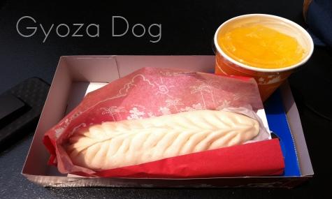 Der normale Gyoza Dog