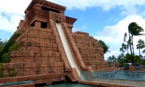 Leap of Faith - Die bekannteste Rutsche des Parks