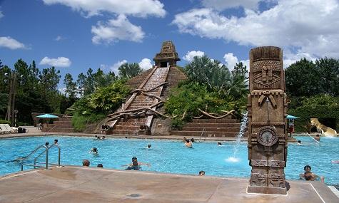Wandern - oder vielmer schwimmen - auf den Spuren der Mayas