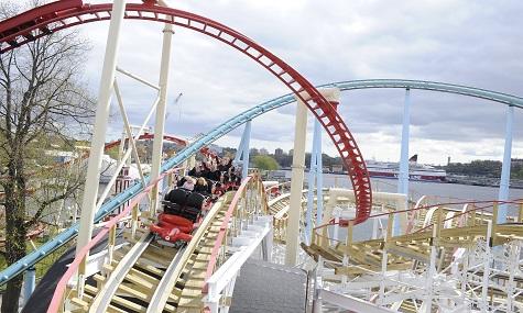 Raumwunder Twister, ebenfalls von Gravity Group