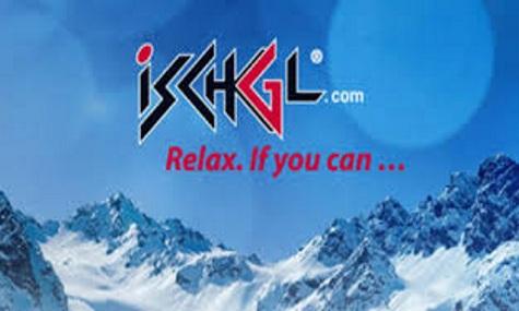 Logo des Skigebietes Ischgl