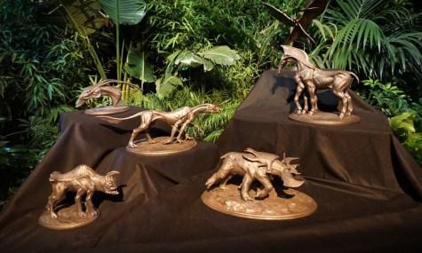 Eine Auswahl der Tiere, die auf Pandora leben (Anklicken zum Vergrößern)