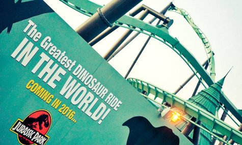 """""""The greatest Dinosuar Ride in the World!"""""""