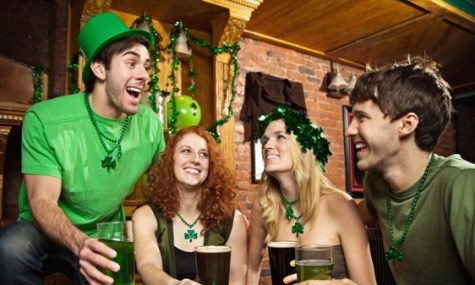 St. Patrick's Day im Europa-Park