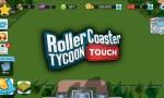 Finger weg von Ataris RollerCoaster Tycoon® Touch™