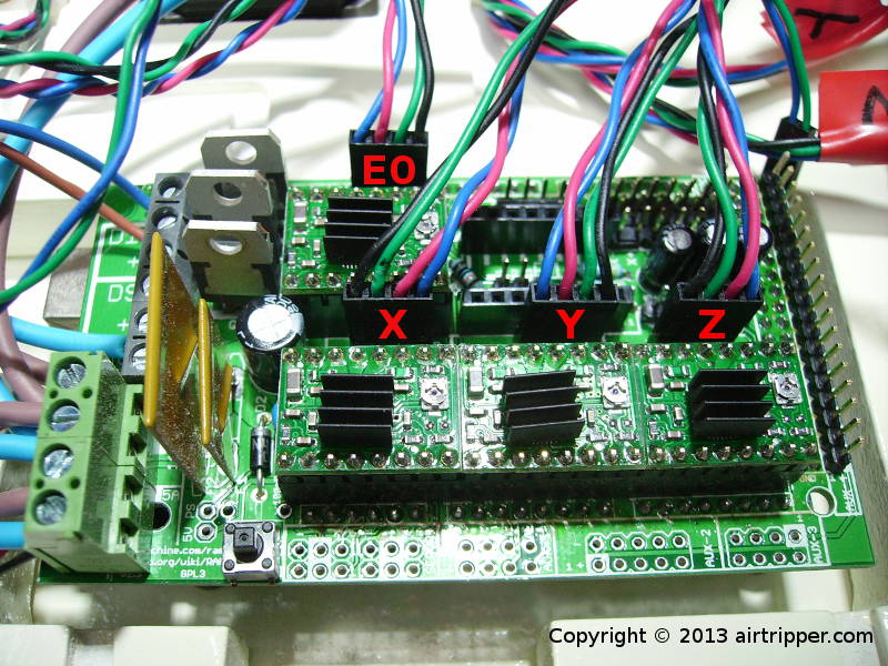 Ramps 1 4 Wiring Diagram Marlin Firmware V1 Basic Configuration Set Up Guide
