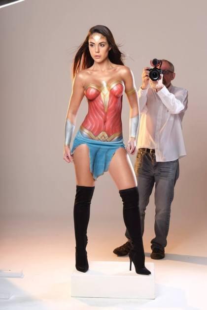 Wonder woman halloween ideas-8081