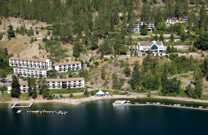 Lake Okanagan Resort  Airwaves Music