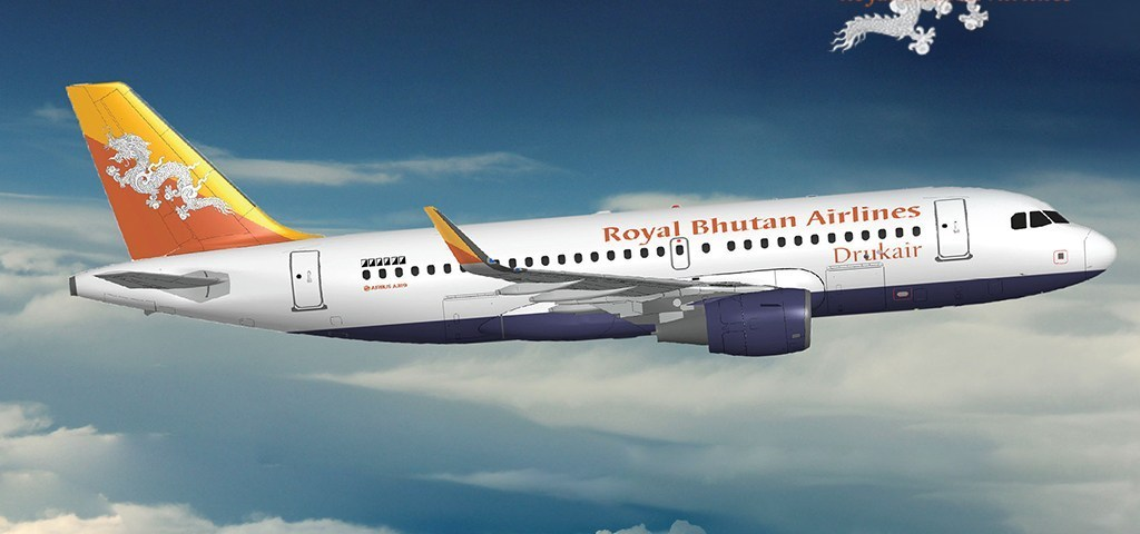 Drukair Dhaka to Bhutan Flight Schedules