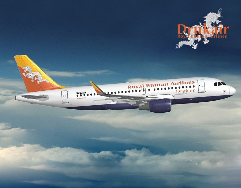 Druk Air Dhaka to Bhutan Flight Schedules