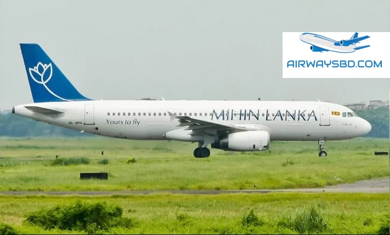 Mihin Lanka Airlines Dhaka Office
