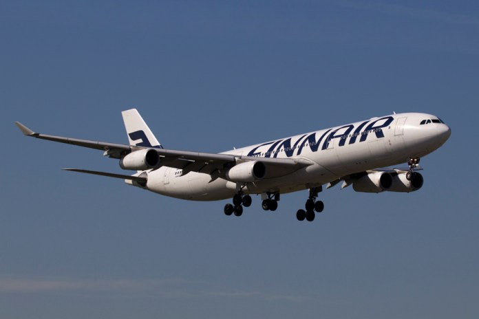 Finnair is phasing out its A340-300s, which are being replaced by new A350-900s (Credits: Roberto Leiro)
