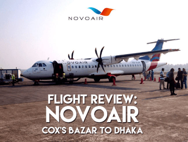 Dhaka To Cox's Bazar Air Ticket Price and Deal