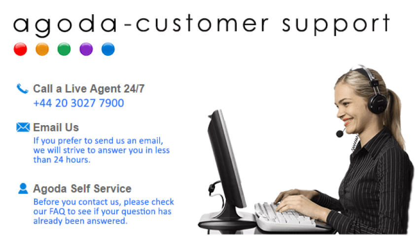Contact Agoda: Customer service, Agoda contact no