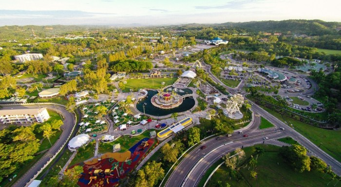 Top Places in Brunei