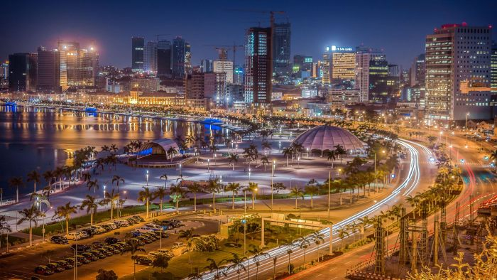 Top Places in Angola