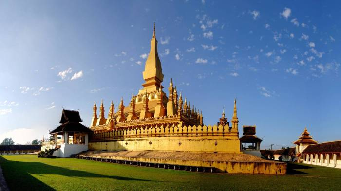 Top Places in Laos