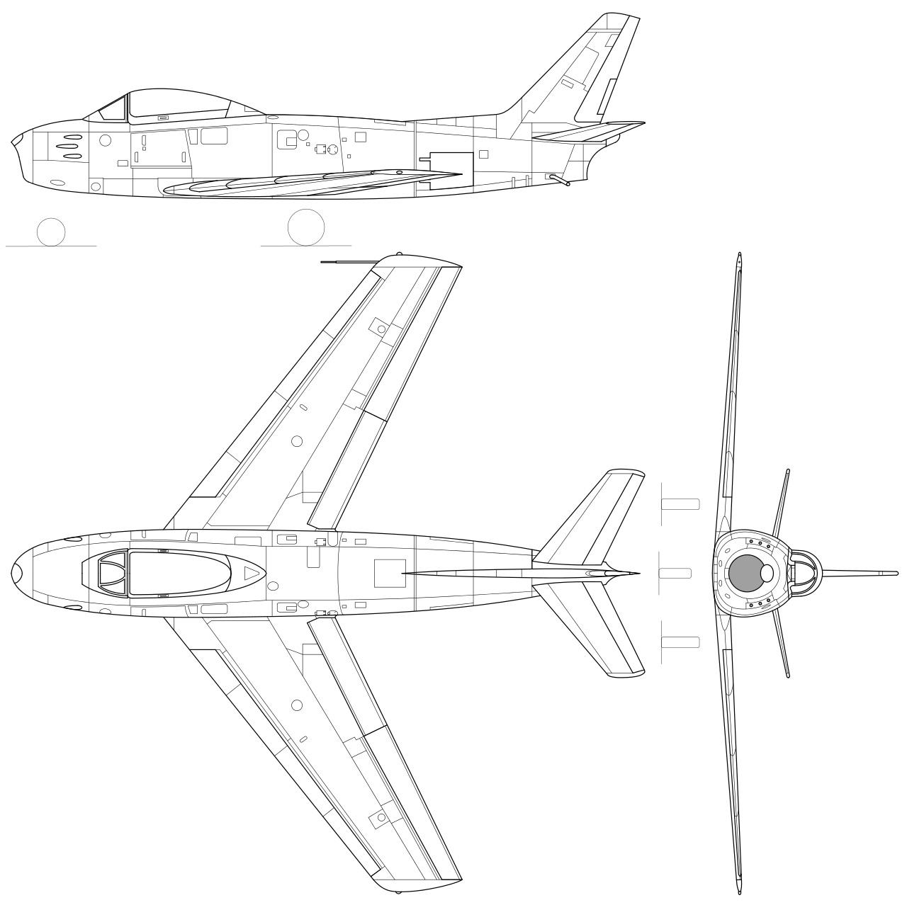 North American F 86 Sabre Download
