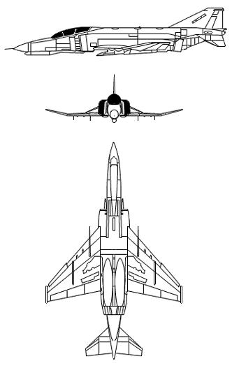 McDonnell Douglas F-4 Phantom II PDF Download