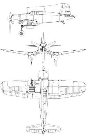 Vought F4U Corsair PDF eBook  Flight Manuals