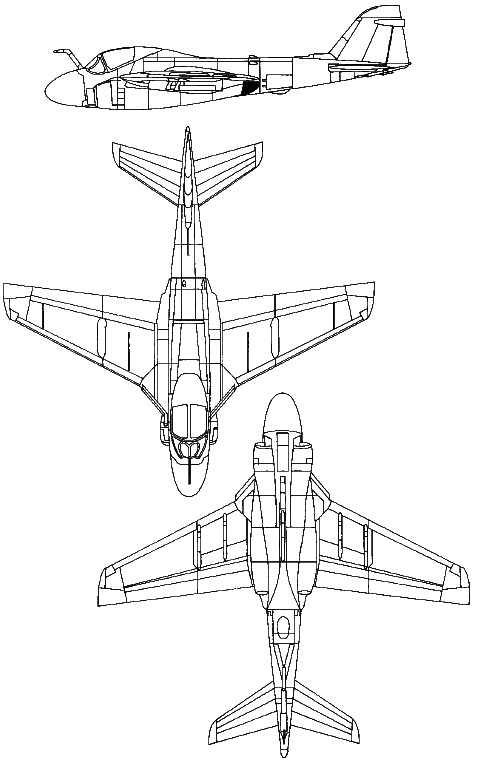 Grumman A-6 Intruder / EA-6 Prowler PDF Download