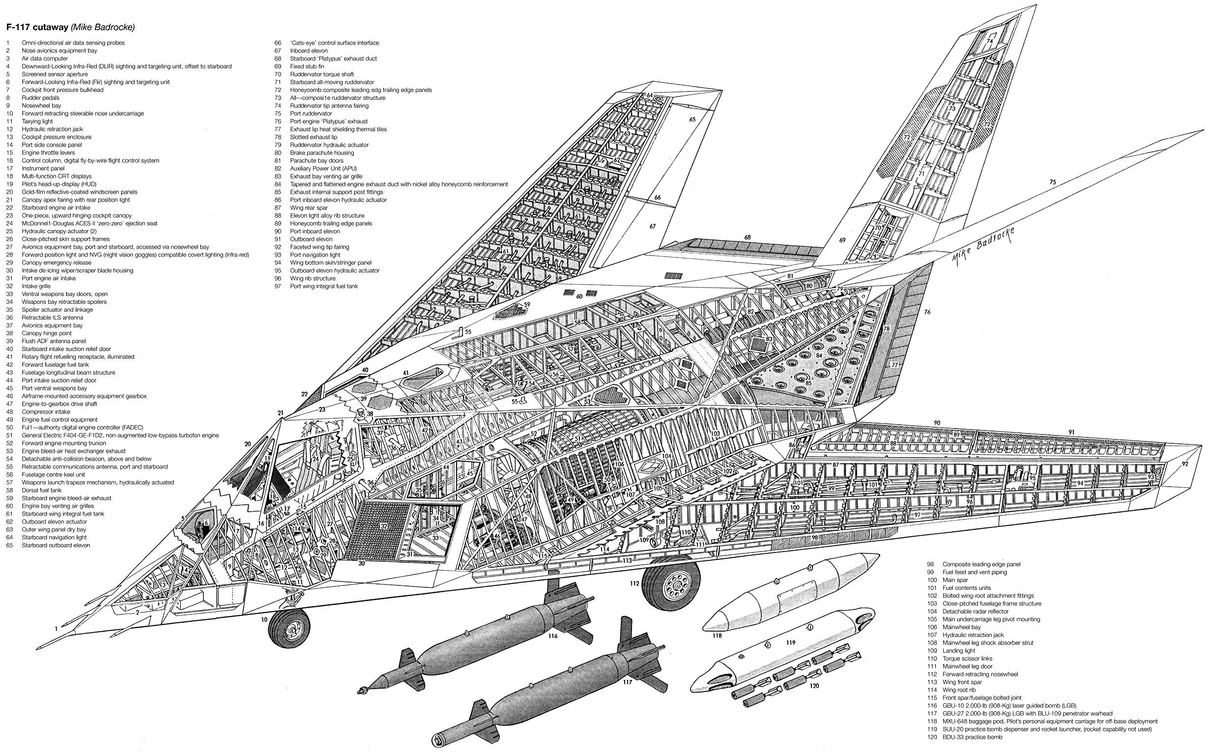 Lockheed F-117 Nighthawk Stealth Fighter PDF eBook