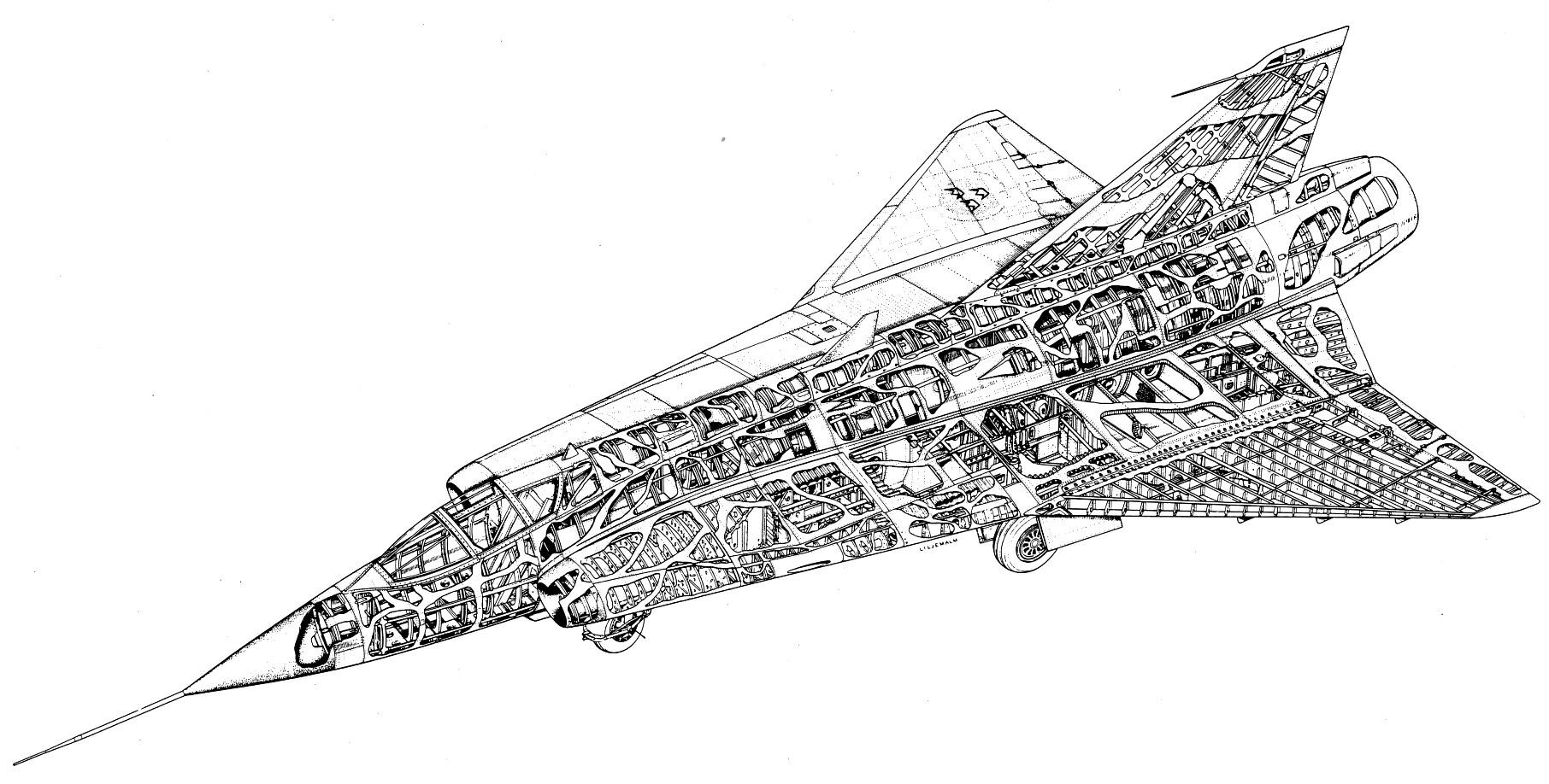 SAAB Viggen & Draken PDF eBook + Aircraft Flight Manuals