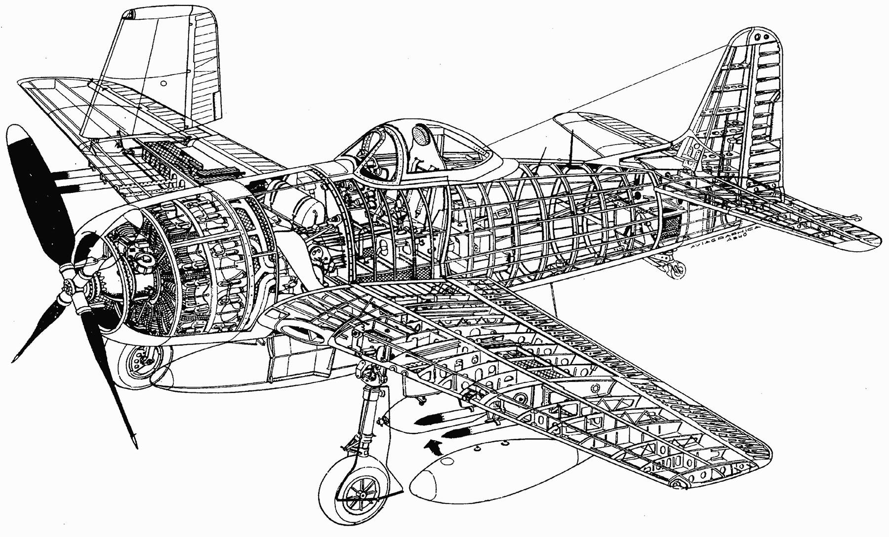 Grumman F8F Bearcat PDF eBook + Aircraft Flight Manuals