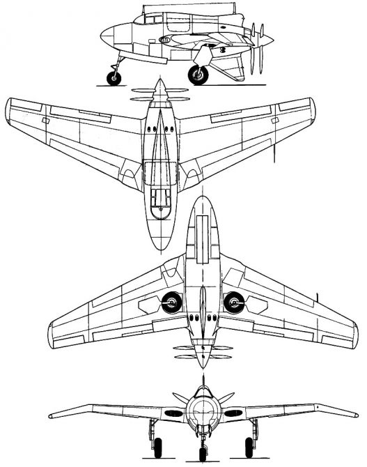 Northrop YB-35 / YB-49 / B-2 Flying Wings PDF eBook