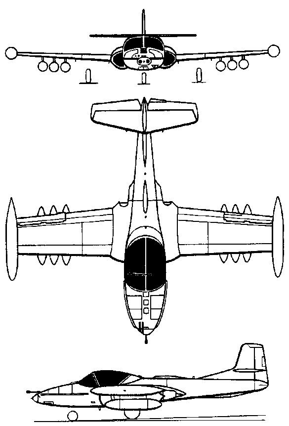 Cessna A-37 Dragonfly / T-37 Tweet PDF eBook + Flight