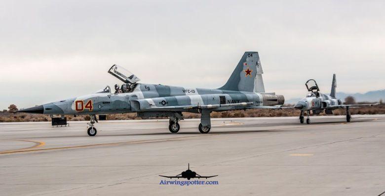 NAS Fallon Base Report – Airwingspotter com