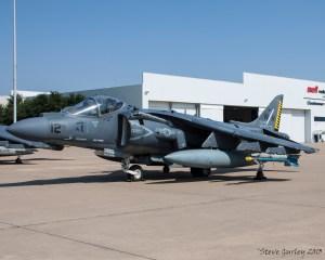 Harrier AV8 165593 AFW 8.16.13