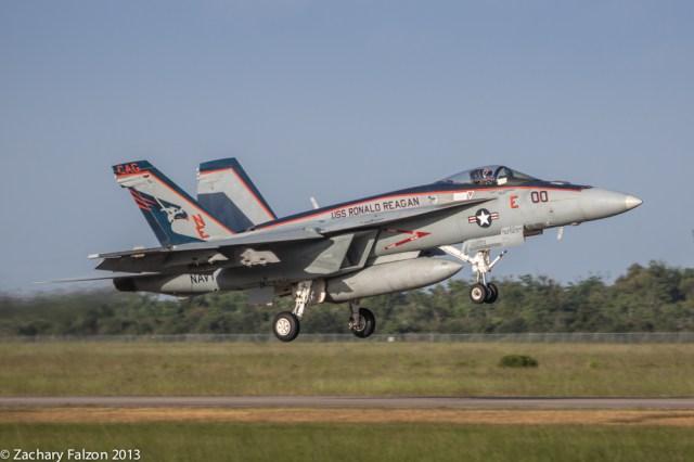 F-18E VFA-137 CAG-1