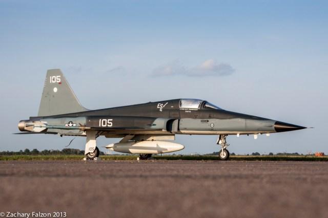 F-5E Centennial