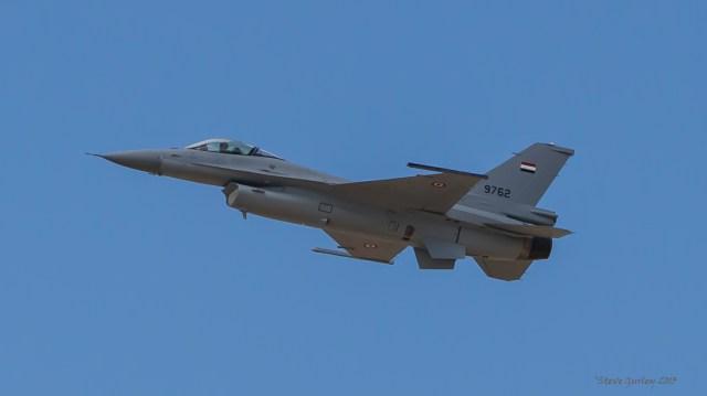 Lockheed F16 9762 NASJRB