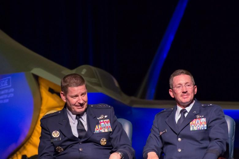 A pair of Generals