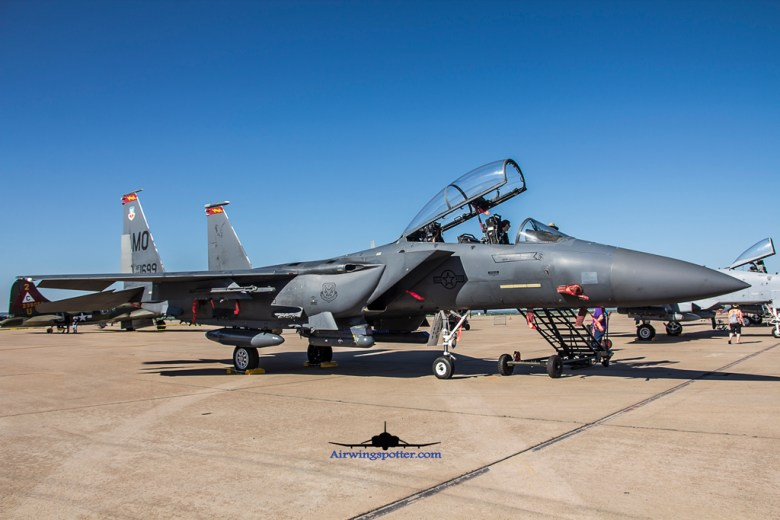 Photo F-15E Thunderbolts from Mountain Home AFB