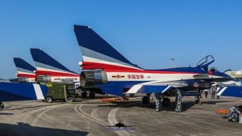 Permalink to: PLAAF 八一 Flight Demonstration Team