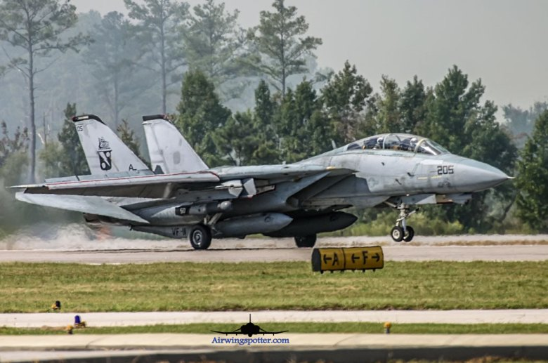 VF-11 Red Rippers in NAS OCeana