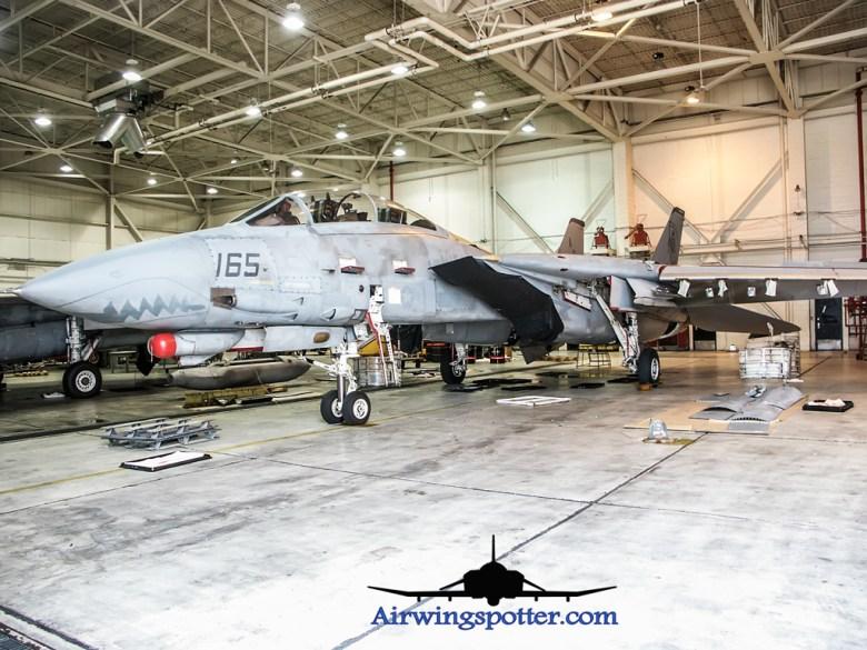 VF-101 in Hanger NAS Oceana