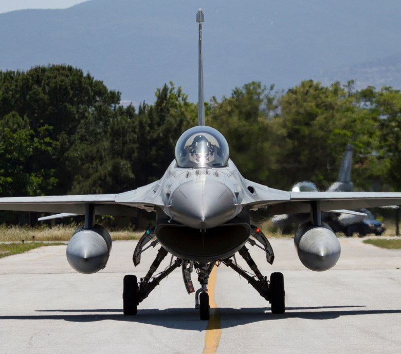 Greece Air Force F-16 Blk 50