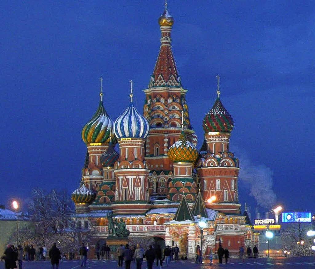 BZLeserreise nach Moskau  BZPlus Leserreisen  Badische Zeitung