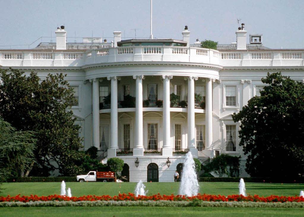 Wird Das Weiße Haus Grün?  Panorama  Badische Zeitung