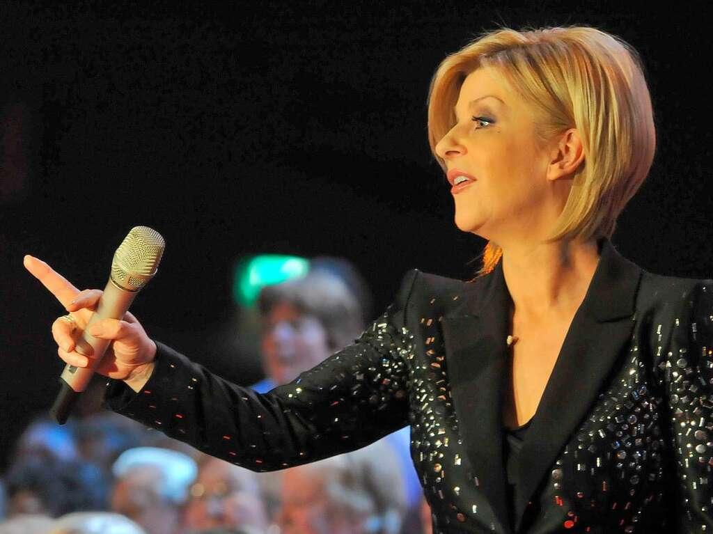 Offenburger Hexen Eröffnen Carmen Nebel Show Offenburg