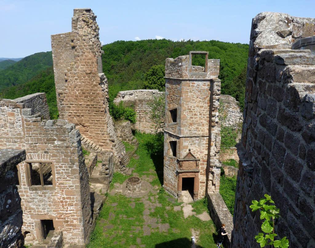 Ein Weg und vier Burgen  Freizeittipps  Badische Zeitung