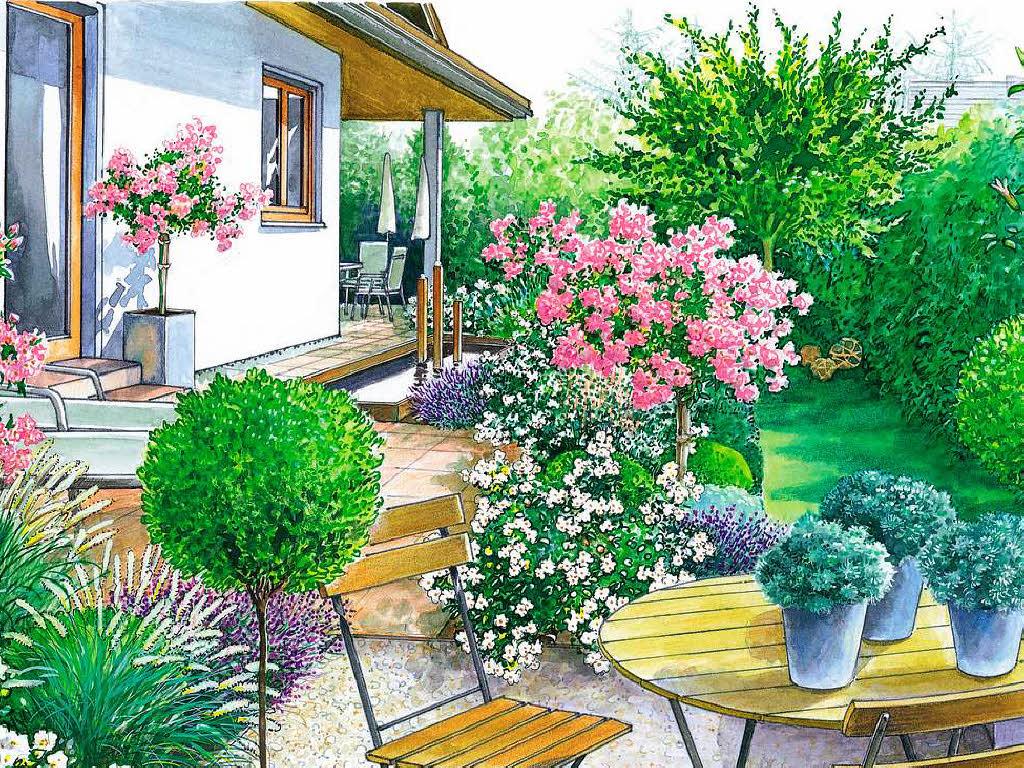 Haus & Garten Garten Hat Die Deutschen Ein Neues Gartenvirus