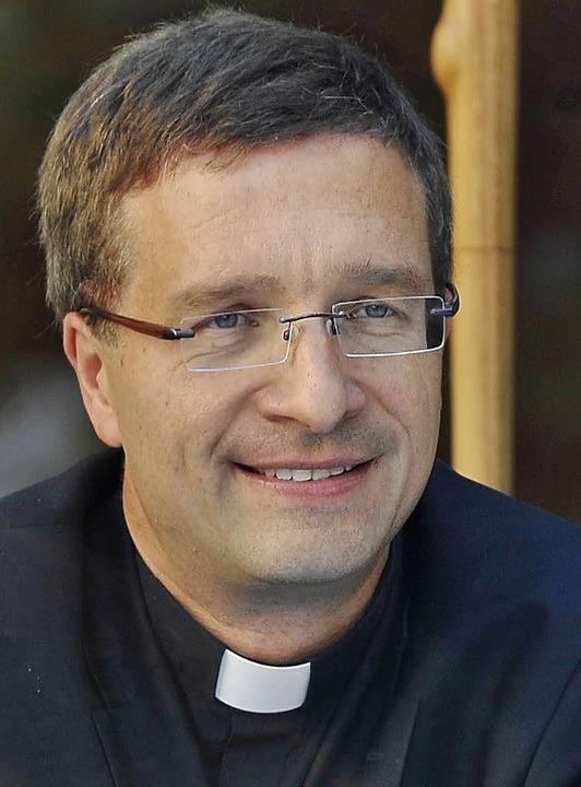 Weihbischof Michael Gerber Ein Mann der ins Amt pilgert